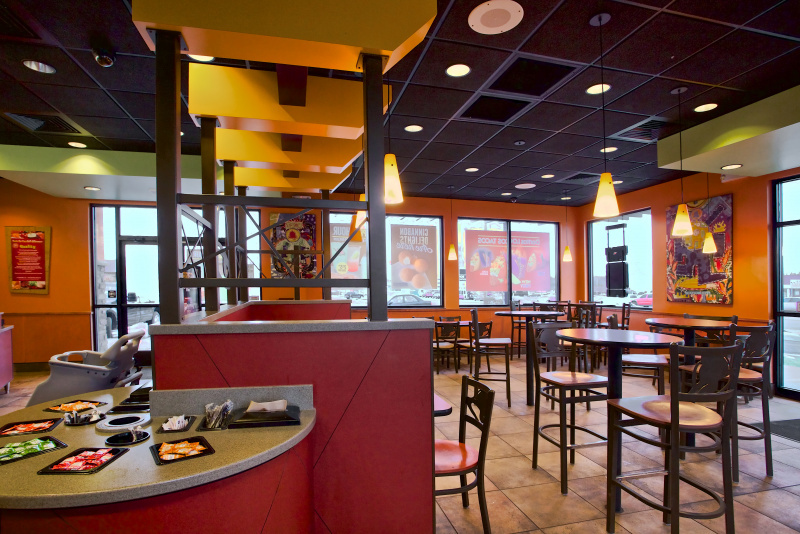 Taco Bell Restaurant Colerain