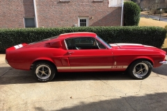 1967 Mustang Shelby Clone | Side View