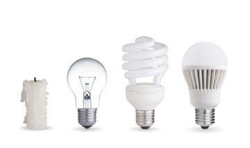 Lightbulbs for blog