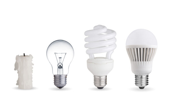 Lightbulbs for blog