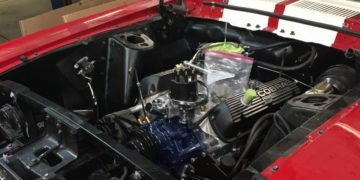 1967 Mustang Shelby Clone New Motor