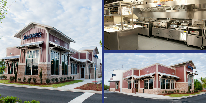 Zaxby's Blog 10 Years of Growth