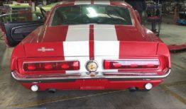 67 Mustang Shelby Clone Restoration